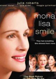 蒙娜丽莎的微笑