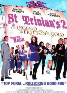 新乌龙女校2:海盗的黄金宝藏