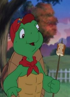 小乌龟富兰克林又开学了