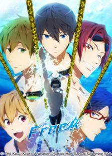 Free! 男子游泳部