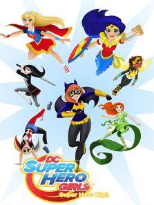 超级英雄少女