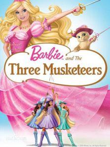 芭比之公主三剑客