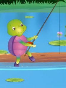 小乌龟趣味英语儿歌