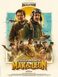 马克斯和莱昂的疯狂故事(战争片)