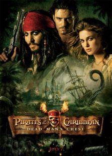 加勒比海盗2:聚魂棺(动作片)