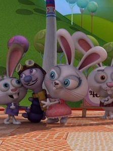 棉尾兔彼得