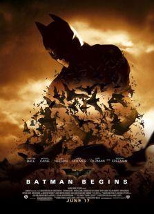 蝙蝠侠前传1:侠影之谜