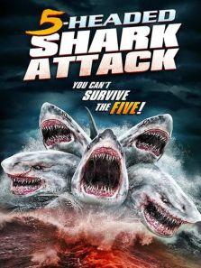 夺命五头鲨完整版