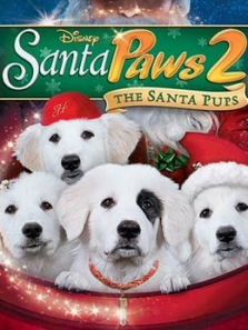 圣诞狗狗2:圣诞小宝贝背景图