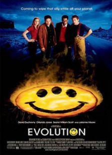 进化危机(喜剧片)
