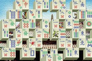 上海麻将小游戏