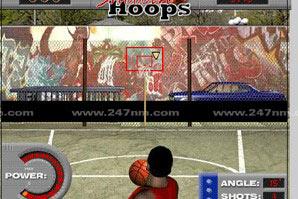 一对五篮球