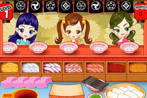 餐厅小游戏
