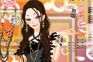 妩媚MM化妆龙8娱乐国际