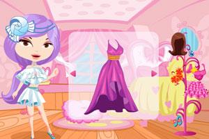 公主的白马王子小游戏