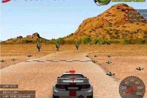 3D北京赛车小游戏