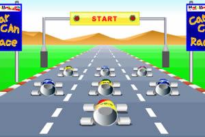 公路汽车比赛小游戏