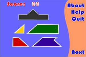 四巧板小游戏