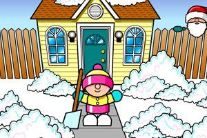 圣诞节挖雪龙8娱乐国际