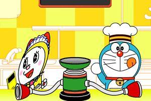 哆啦A梦料理店龙8娱乐国际