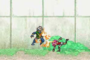 死神VS火影0.9小游戏