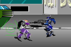 机器人警察龙8娱乐国际