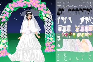 打扮新娘龙8娱乐国际
