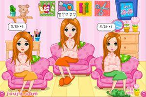三姐妹美发小游戏