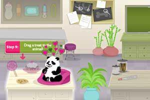 芭比的宠物医院龙8娱乐国际