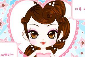 漂亮美眉学化妆龙8娱乐国际