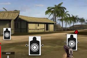 反恐训练营