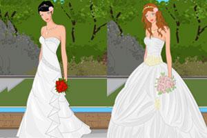 打扮时髦新娘龙8娱乐国际