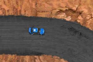 沙地汽车赛小游戏