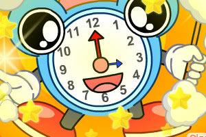 时钟精灵小游戏