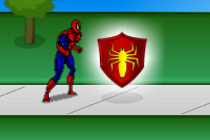 蜘蛛侠抓僵尸小游戏