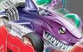 鲨鱼飞车小游戏