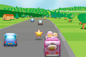 儿童驾驶乐园小游戏