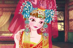 中国风新娘龙8娱乐国际