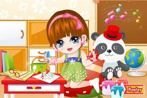可爱女孩龙8娱乐国际