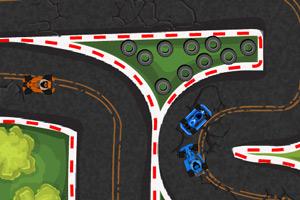 世界卡丁车锦标赛小游戏