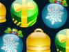 可爱圣诞泡泡龙