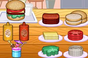 多拉的汉堡店