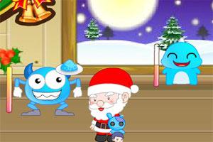 圣诞魔法玩具店
