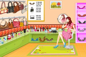 装饰美女的时尚小屋龙8娱乐国际