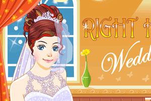 美丽新娘做头发龙8娱乐国际