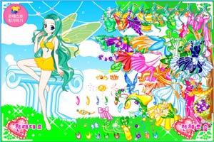 彩蜻蜓精灵公主龙8娱乐国际