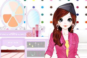 漂亮桃红少女龙8娱乐国际