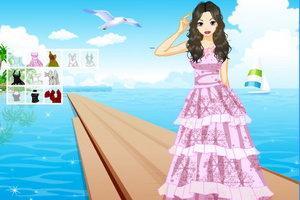 海边美丽新娘龙8娱乐国际
