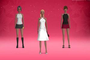 时尚纸牌时装秀龙8娱乐国际
