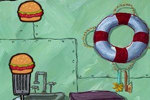 海绵绵宝宝收集汉堡龙8娱乐国际